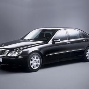 Mercedes-Benz S-class W220 Lease in Astana | +7 701 728 57 41