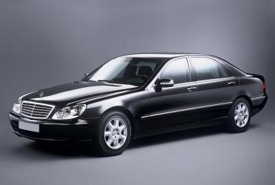 Mercedes-Benz S-class W220 Lease in Astana   +7 701 728 57 41