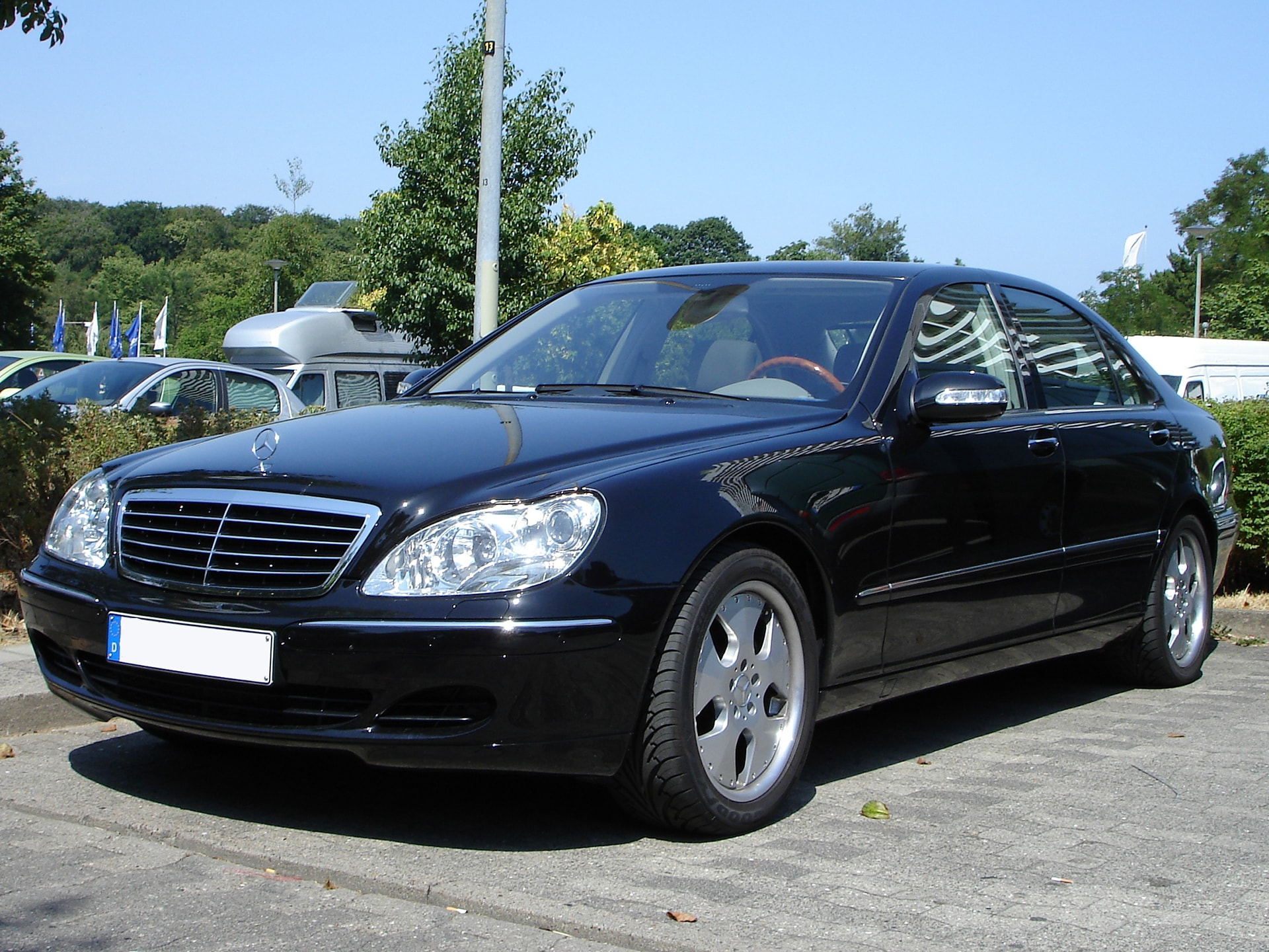 Mercedes benz s class w220 lease toplimo kz for Mercedes benz ml lease