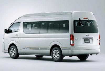 Toyota HiAce Lease in Astana   +7 701 728 57 41