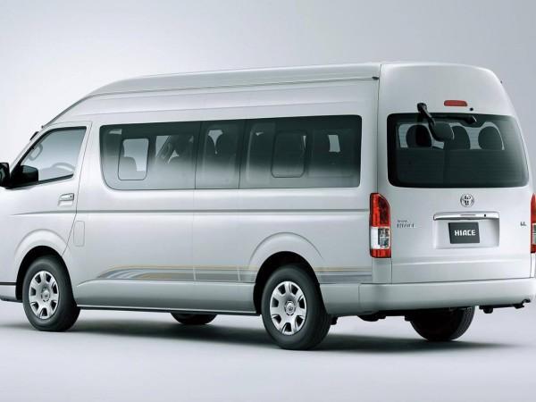 Toyota HiAce Lease in Astana | +7 701 728 57 41
