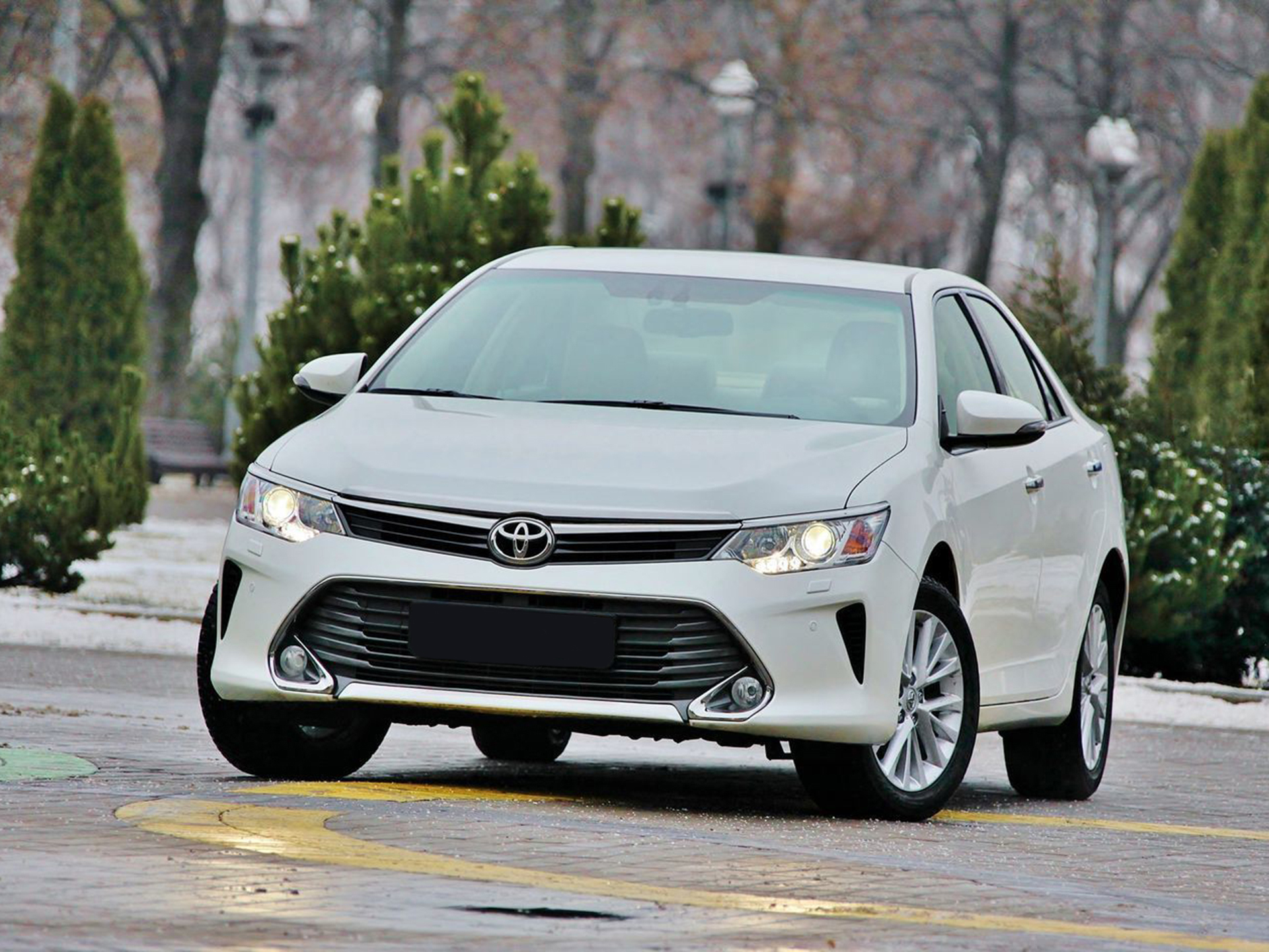 Lease Car Toyota Camry