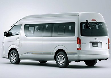 Toyota HiAce Lease in Astana | +7 701 728 57 41