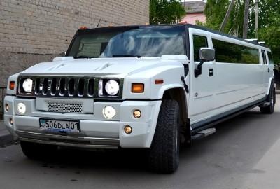 Hummer H2 Limousine Rent in Astana   +7 701 728 57 41