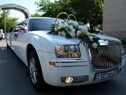 Chrysler 300C  Limousine Rent in Astana | +7 701 728 57 41
