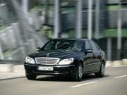 Аренда Mercedes-Benz S-class W220 в Астане   +7 701 728 57 41