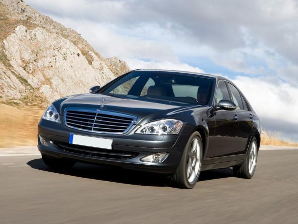 Аренда Mercedes-Benz S-class W221 в Астане | +7 701 728 57 41