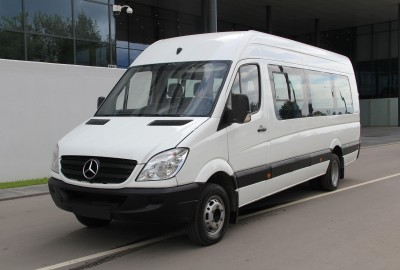Аренда Mercedes-Benz Sprinter в Астане | +7 701 728 57 41