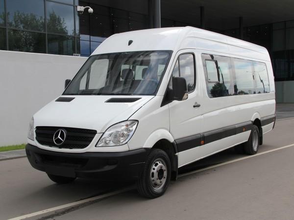 Аренда Mercedes-Benz Sprinter в Астане | +7 701 728 57 41