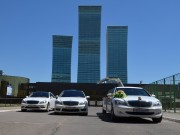 Аренда лимузина Mercedes-Benz S-class W221 в Астане   +7 701 728 57 41